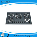 Glass Panel Gas Cook Top