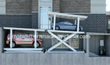 Two Level Parking Vertical Car Lift with CE for Sale