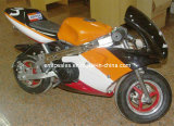 CE Approval Pocket Bike in CKD Way (et-pr204)