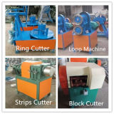 Gy200 All Sizes Used Tire Cutting Machine for Waste Tyre Recycling