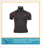Men Compression Wear with Contrast Stitching