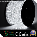 Transparent 10mm, 13mm PVC Round Shape LED Rope Lights
