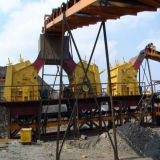 Easy Maintenance Fine Impact Crusher by China Company