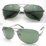 New Arrived Hot Sell Man Polarized Metal Sunglasses