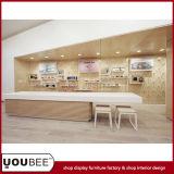 Customize Elegant Wooden Sunglass/Eyewear Display Fixtures/Showcases for Retail Shop Design