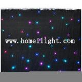 LED Star Cloth RGB Star Curtain for Wedding Display
