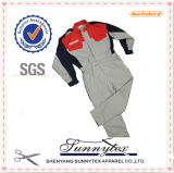 All in One Overall Workwear Uniform Coverall
