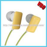 Fashionable Colorful MP3 Stereo Earphone (10P133)