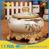 Cheap Ceramic Antique Ashtray Customize Table Cigar Ashtray Wholesale