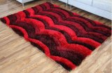 New Style 3D Modern Design Shaggy Carpet for Textile
