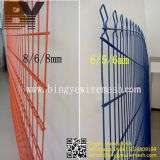 Double Wire Mesh Fence Garden Arch Fence