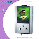 Glass Panel Gas Water Heater with CE