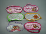 Sleeping Satin Travel Eye Masks (PM003)