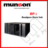 BP-2 Bandpass Horn Sub