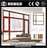 Aluminum Metal and Double Glazing Window