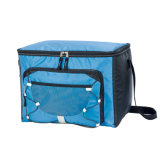 Polyester Lunch Thermal Insulated Ice Can Cooler Bag
