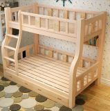 Solid Wooden Bed Room Bunk Beds Children Bunk Bed (M-X2214)