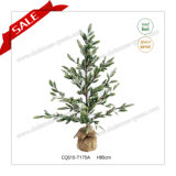 H95cm Plastic Christmas Party Supplies Christmas Decorations for Shops/Mall
