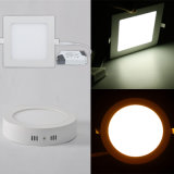 9W LED Ceiling Light, Surface Mounted LED Panel Lights
