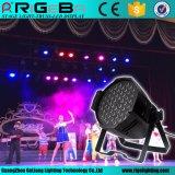 Stage Light DMX Control RGBW LED 54 3W PAR Light