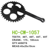 Bicycle Accessories of Chainwheel & Crank for MTB Bike (CW-1057)