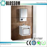 Modern Style Mirrored Bathroom Cabinet (BLS-17337)