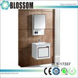 Modern Style Mirrored Bathroom Cabinet (BLS-17337)