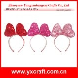 Valentine Decoration (ZY13L943-1-2-3) Valentine Varabow Headband Cheap Valentine Gifts