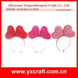 Valentine Decoration (ZY13L944-1-2-3) Valentine Hair Accessory