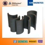 Strong Segment Arc Sinter Ferrite Magnets