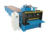 Color Steel Roofing Panel Roll Forming Machine (XH840)