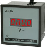Single Phase DC Digital Voltage Meter