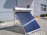 Copper Coil Stainless Steel Solar Water Heater