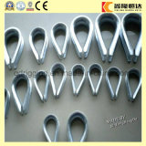 China Factory DIN6899A Type High Quality Copper Cable Thimble