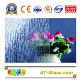 3-8mm Clear Rain-S Patterned Glass Used for Window, Furniture, Decoration, etc