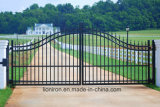 Tradition Design House Used Metal Gates