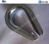 AISI316 or AISI304 Stainless Steel European Type Light Thimble