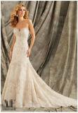 Latest Lace Beaded Mermaid Bridal Wedding Dress Wd1346