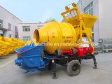 Jbt30 Motor Drive Concrete Mixer Pump