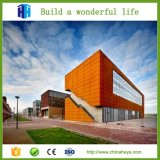 Factory Price Prefabricated High Rise Steel Structure Building