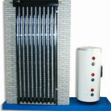Split High Pressured Solar Water Collector for Home Use