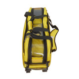 1680d Durable Nylon 3-Ball Bowling Bag with Wheels (3BBB01YL)