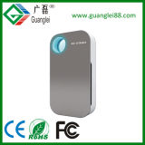 Mini Air Purifier Ionizer with LED Sound Sensor