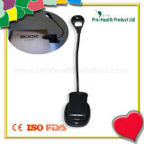 Mini LED Book Reading Light with Clip