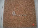 Guangze Red Pearl G683 Granite Stone Flooring Tiles for Floor