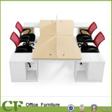 CF Powder Coating Office Dividers Workstation, Partition Desk