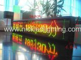 Indoor Dual Color F3.75 P4.75 DOT Matrix LED Sign Board