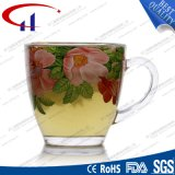 190ml Wholesale Super White Glass Water Cup (CHM8083)