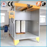 Manual Electrostatic Powder Coating Spray Booth