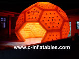 LED Light Inflatable Office Tent/ Inflatable Lighting Tent for Exhibition/ Inflatable Advertising Tent with LED Light
